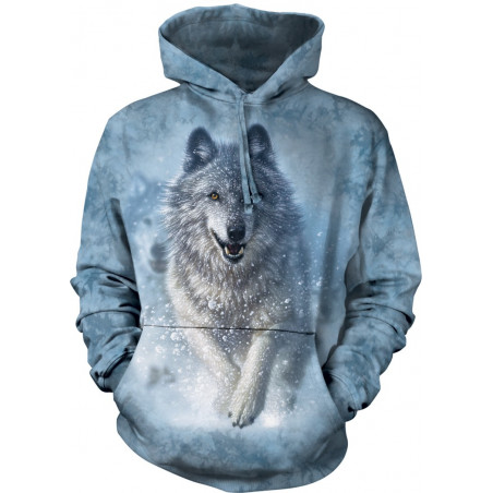 Snow Plow Hoodie The Mountain