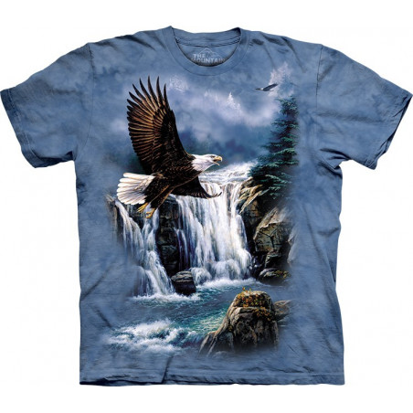 Eagles Majestic Flight T-Shirt
