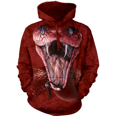 Red Mamba Fcee Hoodie The Mountain