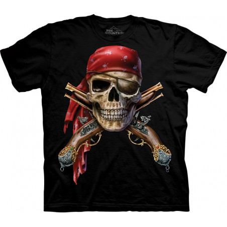 Skull & Muskets T-Shirt The Mountain