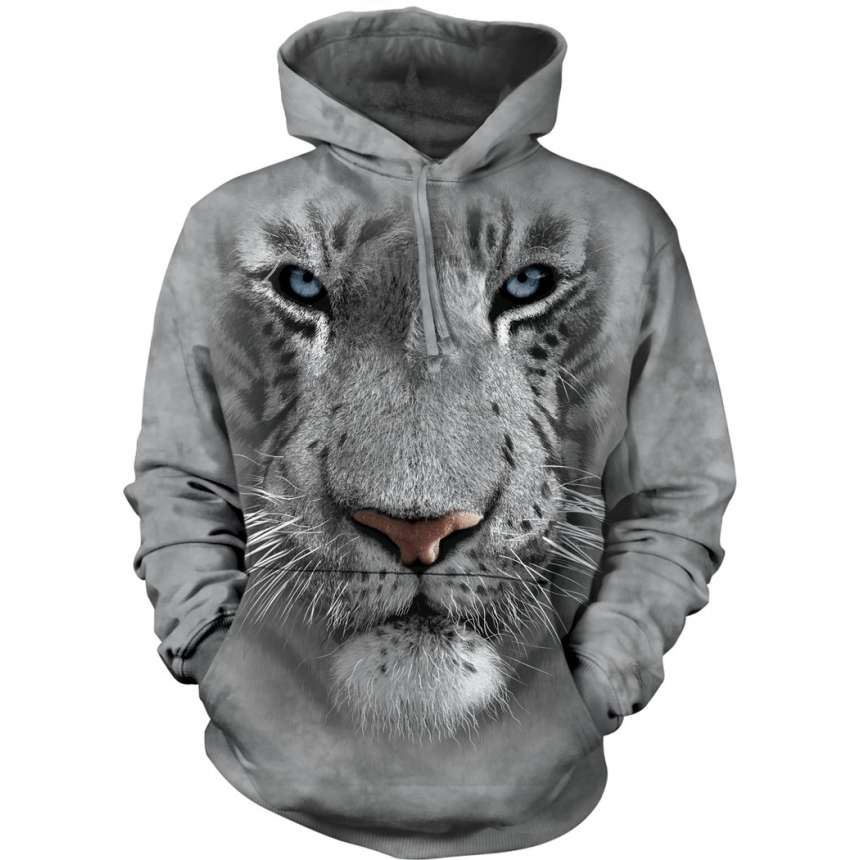 white tiger face hoodie the mountain clothingmonster com north face mens jackets usa north face jackets online usa