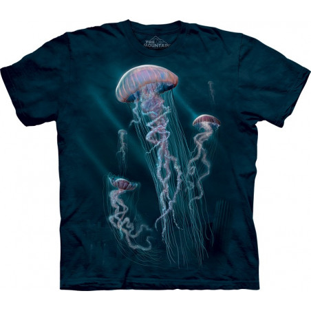 Jellyfish T-Shirt The Mountain