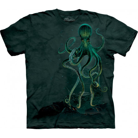 Octopus T-Shirt The Mountain