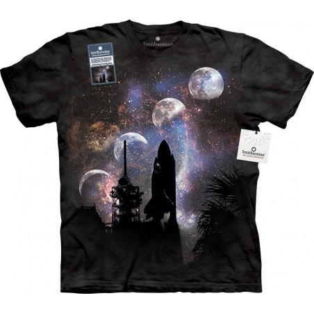 Columbia First Launch Sts-1 Mission T-Shirt The Mountain