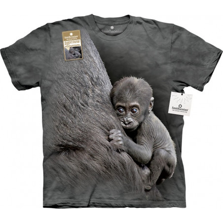 Kibibi Baby Lowland Gorilla T-Shirt The Mountain