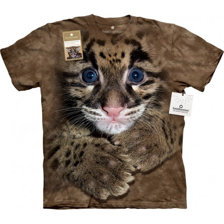 Clouded Leopard Cub T-Shirt