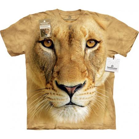 Big Face Lioness