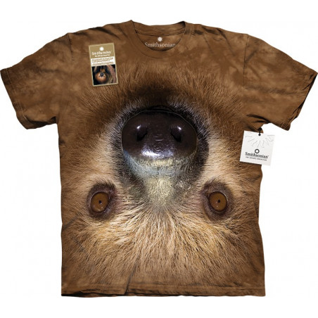 Upside Down Sloth T-Shirt The Mountain