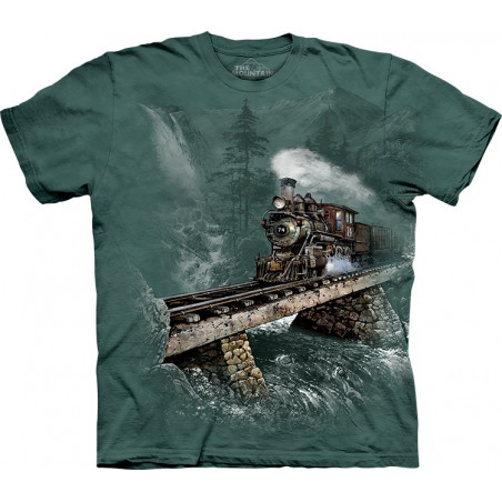 3D Tee Shirts LOCO 74 T-Shirt The Mountain