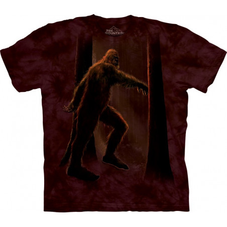 Bigfoot T-Shirt The Mountain