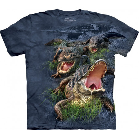 Gator Bog T-Shirt The Mountain