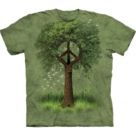 Roots Of Peace T-Shirt The Mountain