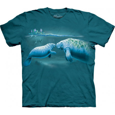 Year Of The Manatee T-Shirt The Mountain