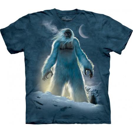 Yeti T-Shirt The Mountain