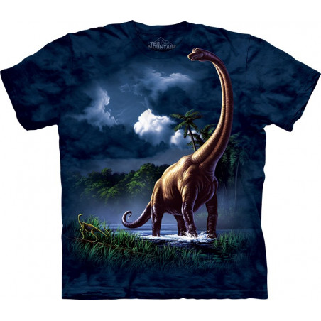 Brachiosaurus T-Shirt The Mountain