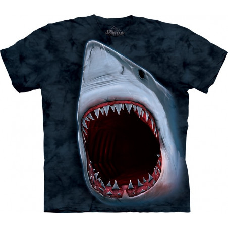 Shark Bite T-Shirt The Mountain