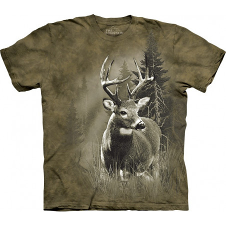 Lone Buck T-Shirt The Mountain