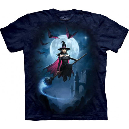 Witchs Flight T-Shirt The Mountain