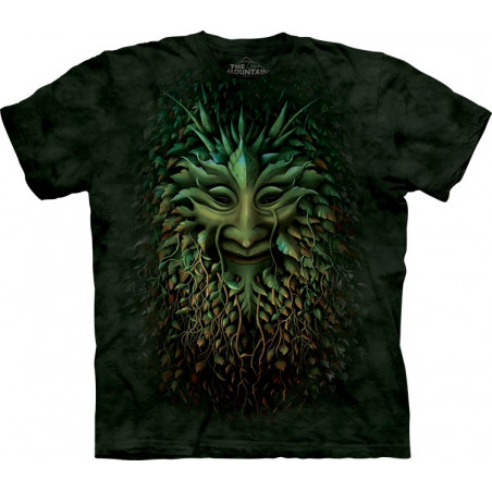 Greenman T-Shirt The Mountain