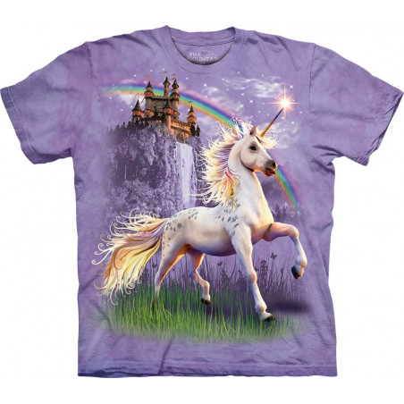 Unicorn Castle T-Shirt The Mountain