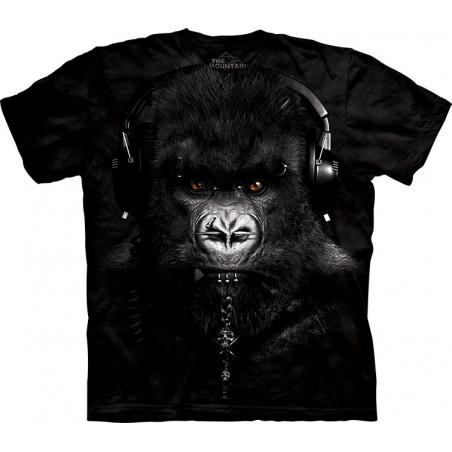 Gorilla DJ Caesar T-Shirt