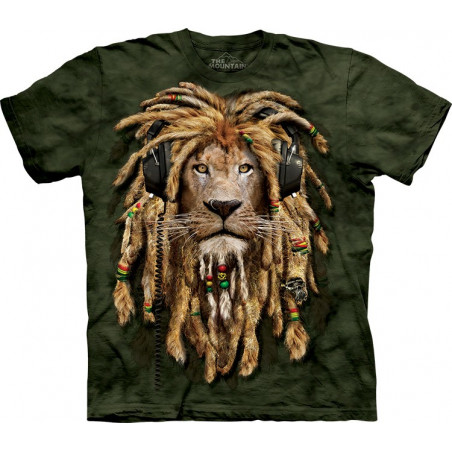 Lion DJ Jahman T-Shirt