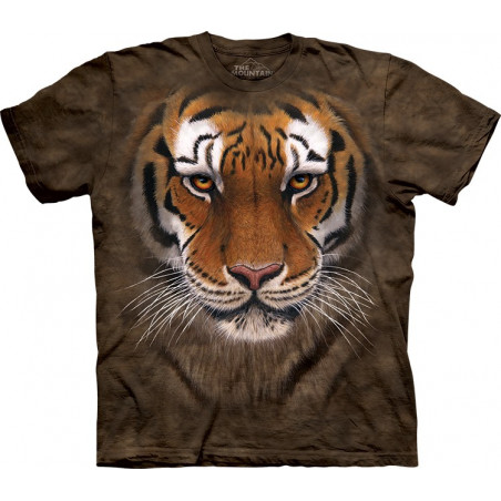 Tiger Warrior T-Shirt The Mountain