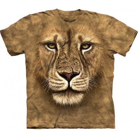 Lion Warrior T-Shirt The Mountain