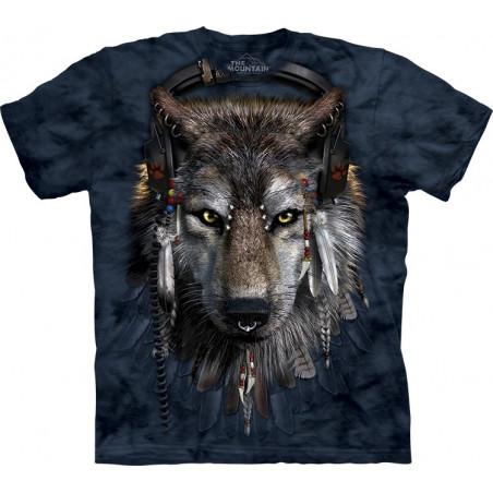 Wolf DJ Fen T-Shirt