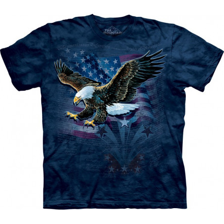 Eagle Declaration T-Shirt The Mountain