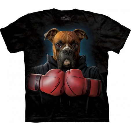Boxer Rocky T-Shirt The Mountain