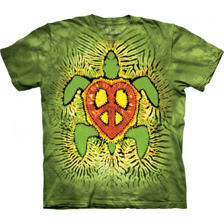 Rasta Peace Turtle