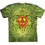 Rasta Peace Turtle