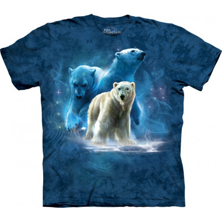 Polar Collage T-Shirt The Mountain