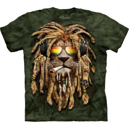 Smokin Jahman T-Shirt The Mountain