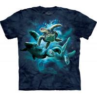 Sea Turtle Collage