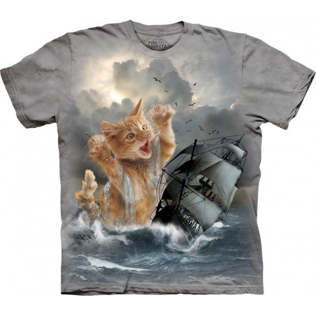 Krakitten T-Shirt The Mountain