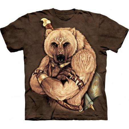 Tribal Bear T-Shirt The Mountain