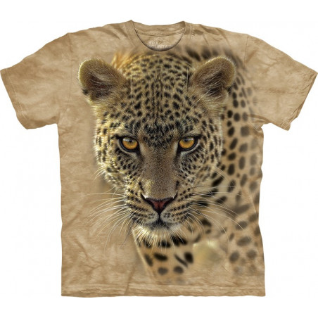 Leopard On the Prowl T-Shirt