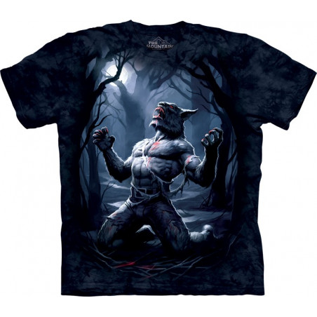 Transformation T-Shirt The Mountain