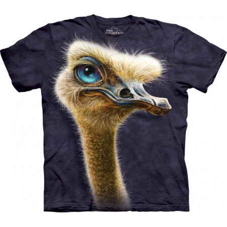 Ostrich Totem T-Shirt The Mountain