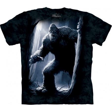 Sasquatch T-Shirt The Mountain
