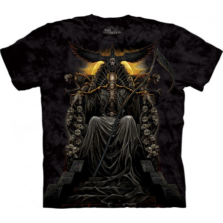 Death Throne T-Shirt The Mountain