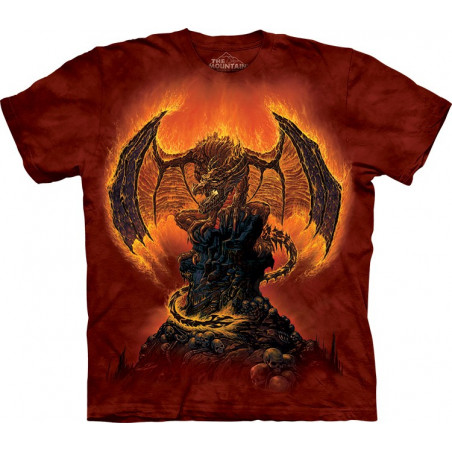 Cotton Harbinger of Fire T-Shirt