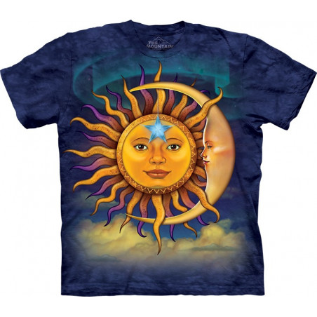 Sun Moon T-Shirt The Mountain
