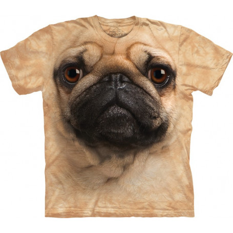 d4a27c17ea5e7 Pug-Dog T-Shirt