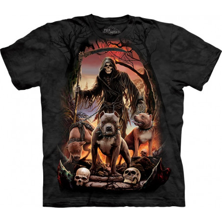 Deaths Pack T-Shirt The Mountain