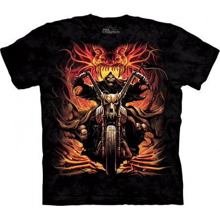 Grim Rider T-Shirt The Mountain