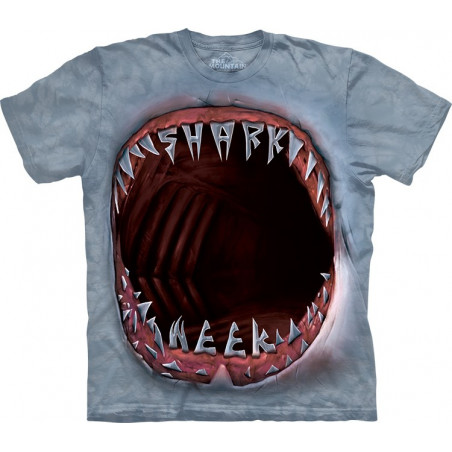 Shark Week Mouth