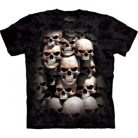 Skull Crypt T-Shirt The Mountain